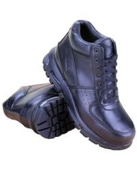 Lyst Nike Air Max Goadome Acg Boots Size 7 5 In Black For Men