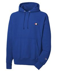 Champion - Reverse Weave Hooded Pullover - Lyst
