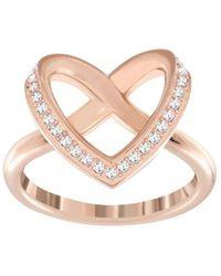 Swarovski | 5139689 Cupidon Ring | Lyst