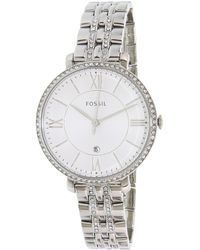 Fossil - Es3545 Jacqueline Stainless Steel Watch - Lyst