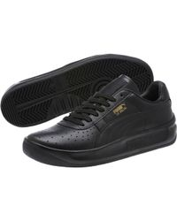 744d07653b2c Lyst - Puma Gv Special Iridescent Black   Ankle-high Fashion Sneaker ...