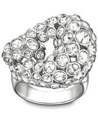 Swarovski - Rarely Ring - Lyst