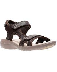 Clarks - Saylie Jade Active Sandal - Lyst
