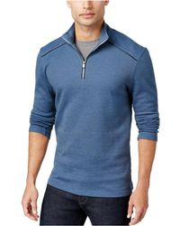 Calvin Klein - Jaquard Pullover Sweater - Lyst