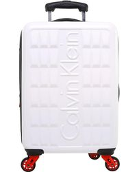 """CALVIN KLEIN 205W39NYC - Luggage Cornell 20"""" Hardside Spinner Carry-on Luggage - Lyst"""