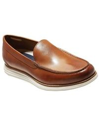 44cf78cc6a3 Lyst - Cole Haan Lunar Grand Venetian Loafers in Brown for Men