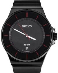 seiko Watch Box oakley fuse box unobtainium rubber strap watch in black for men lyst oakley fuse box watch at gsmx.co