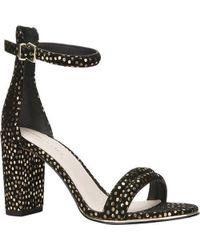 d3e69452403 Lex Heeled Sandal.  60. Amazon Prime · Kenneth Cole - Brooke Metallic Dot Ankle  Strap Stiletto - Lyst