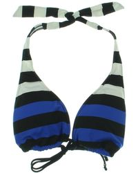 Polo Ralph Lauren - Classic Striped Swim Top Separates - Lyst