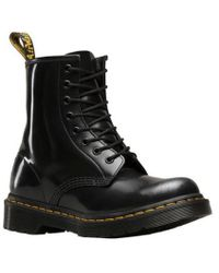 Dr. Martens - 1460 8-eye Boot Black Nappa Size 11 M Uk Sizing - Lyst