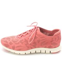 Cole Haan - Jazlynsam Low Top Lace Up Fashion Sneakers - Lyst