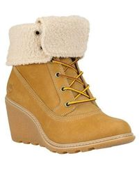 timberland earthkeepers amston roll-top womens boots 8256a