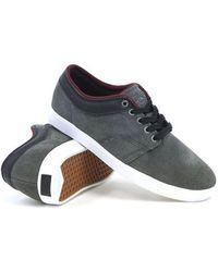 37a5236f2a Vans - Otw Pacquard Skate Sneakers Grey 6.5 - Lyst