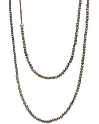 Faystone | Pollux Necklace | Lyst