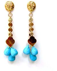 Radha - Costa Rei Earrings - Lyst