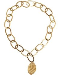 Apis Atelier - Sea Of Waves Necklace - Lyst