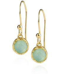 Zefyr Bokeo Earrings Gold GDRdco