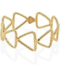Christina Soubli - Basic Tattoo Triangle Ring - Lyst