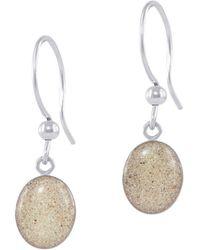 Dune Jewelry - Sandrop Earrings - Small - Lyst