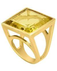 Enji Pasha Ring in Rose Gold - UK U - US 10 1/4 - EU 62 3/4 In3Uh