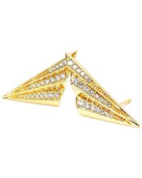 Kaych Fine Jewellery - Wing Earrings - Lyst