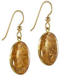 Dune Jewelry - Gold Sandrop Earrings - Large - Lyst