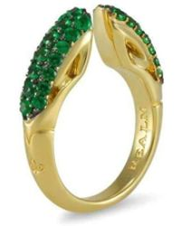 REALM - Sceptre Pave Ring 5.0 - Lyst