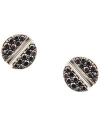 Joanna Laura Constantine - Nail Stud Earrings - Lyst