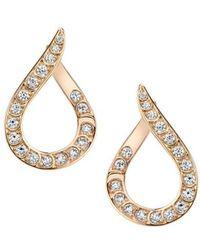 Harry Kotlar - Kotlar 1948 Rose Gold Earrings - Lyst
