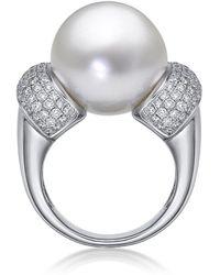 BELPEARL - A Pearl Legacy - Avenue Ring - Lyst