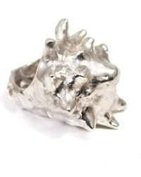 Flavie Michou - Conch Ring - Lyst