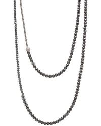 Faystone - Rigel Necklace - Lyst