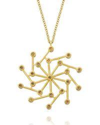 Ayalla Joseph - Cosmos Necklace - Lyst