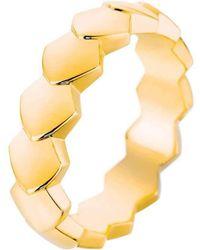 Akillis - Python White Gold Ring - Lyst