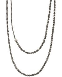 Faystone - Canopus Necklace - Lyst