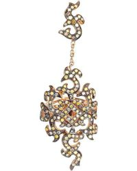 Dada Arrigoni Jewelry - Tresor Long Ring - Lyst