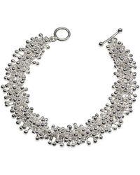 Yen Jewellery - Molecule Double Bracelet - Lyst