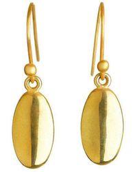 juniimjuli - Gold Seed Earrings | - Lyst
