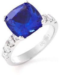 Uwe Koetter - Deep Blue Sea Ring - Lyst