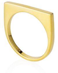Neola - Minerva Ring Gold - Lyst