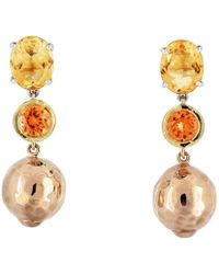 freeRange JEWELS - Sun Catcher Earrings - Lyst