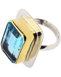 Gallardo and Blaine Designs - Top Hat Ring - Lyst