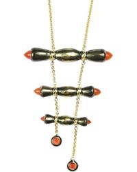 Origin 31 - Apex Necklace Fire - Lyst