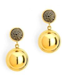 Syna 18kt Diamond Bauble Earrings cdkj4X