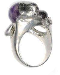 Rebecca Pratt Jewellery - Molton Amethyst Ring - Lyst