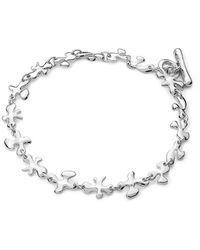 Lucy Quartermaine - Fine Splash Bracelet - Lyst