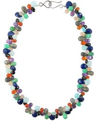 Katie Bartels Jewelry - Rufina Necklace - Lyst