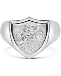 Orford | Eagle Signet Ring | Lyst