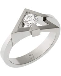The Inspired Collection - Escher Ring - Lyst