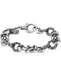 X Jewellery - Love Edge Bracelet - Lyst